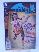 BATMAN DETECTIVE COMICS #43 VARIANT COVER BOMBSHELLS DC COMICS VF/NM CB366