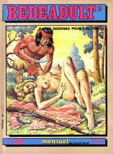 BEDEADULT' N°20 SEDEM - magazine BD  pour Adultes