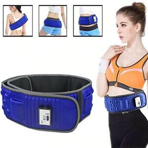 Slimming Belt Electric Vibration Fitness Massager Machine Lose Weight Belly