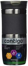 Mug Contigo Byron Isotherme Mixte Adulte, Gunmetal, 470 ML