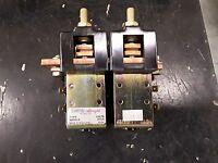 ALBRIGHT SW182B-316 72-80V 150A 1 pole DC dual switch relay MOTOR REVERSING