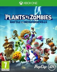 Plants Vs Zombies Battle For Neighborville Xbox One **FREE UK POSTAGE!!**