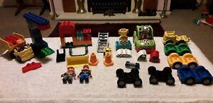 LEGO Duplo Construction/Cars Spares/ Assortment Bundle