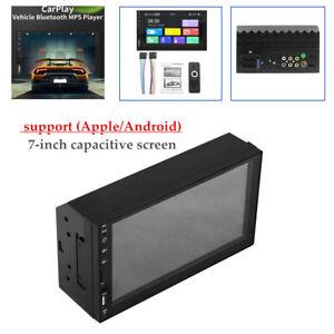 7'' Universal HD Capacitive Screen Carplay Module Apple/Android Car MP5 Player