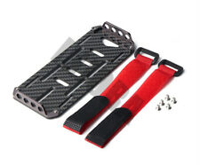 Rc Car Battery Tray & Straps Brushless Conversion For Kyosho Hpi Losi Traxxas