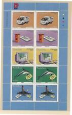 NAMIBIA - 2002 SET 3 Sheets MNH - 10th Annic Telecom & Nampost.