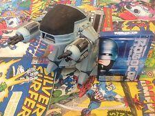 Kit Modelo De Vinilo Horizonte 1989-ED209 con Robocop Trilogía Dvd-Diseño Y Pintado