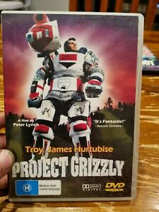 Project Grizzly (DVD, 2005) RARE