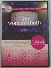 NEW Women of Faith - Celebrate What Matters 2012 (DVD,2012)