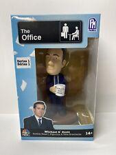 The Office Michael Scott Bobble Head Phat Mojo Bobblehead Figure