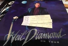 NEIL DIAMOND ON TOUR Tennessee Moon 1996 PROGRAMME Sydney Entertainment Centre