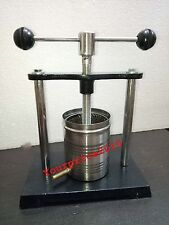 Tincture Press Extra Heavy Duty For Making Herbal Oil Brand KFW- K9090