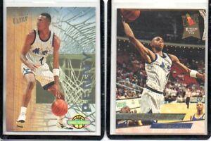1993-94 ANFERNEE HARDAWAY FLEER ULTRA #305 RC PENNY FAMOUS NICKNAMES INSERT LOT