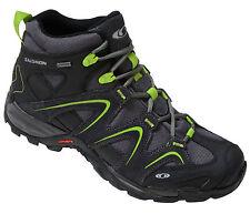 Salomon LAIKA MID GTX  GoreTex Schuhe Outdoor Stiefel Boots Shohe Trekking vega
