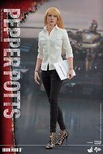 HOT TOYS Iron Man 3: Pepper Potts Gwyneth Paltrow 1/6 Figure