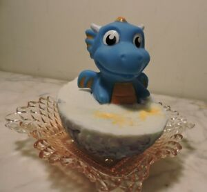 Dragon Egg Soap/Dragon Baby Squirt Toy NEW, Handmade, Hand painted  Party Favor