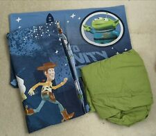 Toy Story Single Duvet Cover Set With Sheet