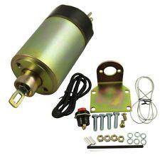 New 100lb solenoid shaved door kit popper Kit hot rod rat rod complete JDMSPEED