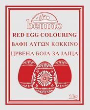 Benino Red Egg Dye 10g