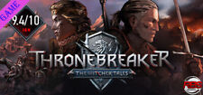 Thronebreaker The Witcher Tales PC Steam Global Multi Digital Download