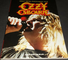 Ozzy Osbourne: Heavy Metal Photo Book 1984 (japan edition)