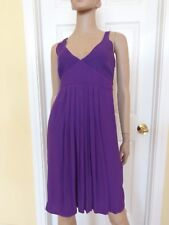 ZARA BASIC purple dress size S