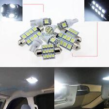 White LED Interior Light Kit 9pcs Package FIT Hyundai Elantra GT/ i30 12-16 W1