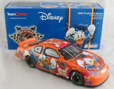 Team Caliber Preferred Donald Duck Daytona 500 2005 NASCAR 1:24 Scale