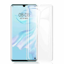 For Huawei P30 Ultra-thin Tempered Glass Screen Protector Full Protection 1 Pcs