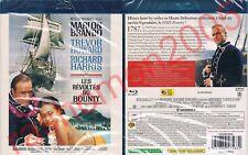 Blu-Ray MUTINY ON THE LES REVOLTES DU BOUNTY (1962) Marlon Brando Region B/2 NEW