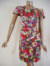 "Alannah Hill Size8 Silk ""Petal Power Frock"" Dress like NEW"