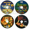 Old Time Radio Sci-Fi Collection (OTR) (Science Fiction Gift) 4 x MP3 CDs
