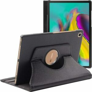 """Case For Samsung Galaxy Tablet S5E T720/725 10.5"""" 360 Rotate Leather Stand Cover"""