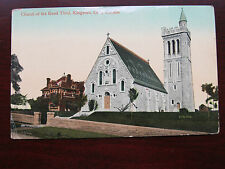 Church of the Good Thief Kingston Ontario St. Dismas Roman Catholic Historic