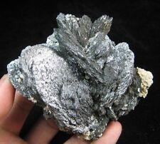 815g Helvite on Best Metallic Luster Lollingite 393150 Inner Mongolia China