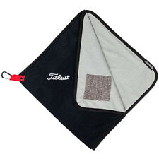 "Titleist StaDry Performance Towel NEW Golf Accessory 17""x17"" TA9SDPTWL"