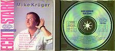 TELDEC CD 1989 : Mike Krüger - Echt Stark / 20 Pfennig / Annette / Die Nachtbar