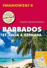 Barbados, St. Lucia & Grenada - Reiseführer von Iwanowski von Stefan Sedlmair und Heidrun Brockmann (2016, Taschenbuch)
