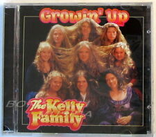 THE KELLY FAMILY - GROWIN' UP - CD Sigillato