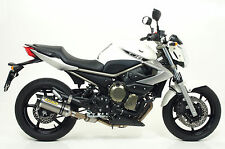 LIGNE COMPLETE ARROW TITANE YAMAHA XJ6 / DIVERSION 2009/15 - 71421MI+71761PK