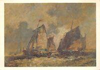 BR43286 Les cheps d ceuvre du musee d agen johann barthold jongkind marine ship
