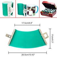 3D Sublimation Silicone 355ml Mug Wrap Mold For Mug Clamp Heat Press Printing
