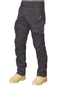 PRIME Men's Tactical Military Army Trousers Work Trousers Cargo Trousers
