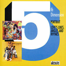 Portrait/Love's Lines, Angles and Rhymes  The 5th Dimension CD Fifth Dimension