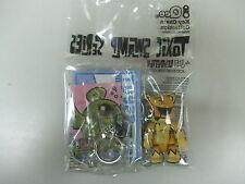 Toy2r Qee Toxic Swamp Joe Lebbetter Yellow 06 Kidrobot Dunny Worldwide Free S/H