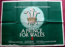 Cinema Poster: A PRINCE FOR WALES 1968 (Quad) Harry Secombe Tom Jones