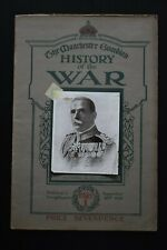 More details for history of the war (ww1) - the manchester guardian - sept 30th 1914