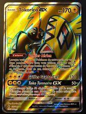 Carte Pokemon TOKORICO 135/145 GX Full Art Soleil et Lune 2 SL2 FR NEUF