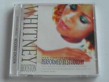 Whitney Houston Performed By Studio 99 (CD Album) Used Very Good