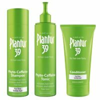 Plantur 39 - Tonic, Shampoo and Conditioner for Fine, Brittle Hair - 3 Products